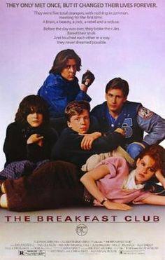 Galeria - Filmes anos 80 - Clube dos Cinco