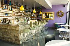 mid century modern bars - Google Search