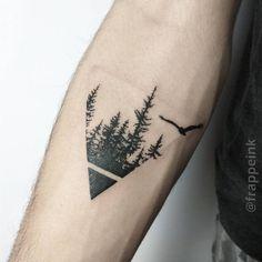 frappeinkDark triangles🔽Several Definitions 🎵 - Tattoo ideen - tattoos Mini Tattoos, Body Art Tattoos, Sleeve Tattoos, Cross Tattoos, Finger Tattoos, Sexy Tattoos, Tatoos, Sailor Tattoos, Arabic Tattoos