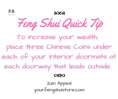 1 Inch I-Ching Imperial Chinese Coin (round with square hole in center) Feng Shui cure to increase wealth from Zen Appeal. Feng Shui Entryway, Feng Shui Front Door, Feng Shui And Money, Feng Shui Wealth, Feng Shui Cures, Feng Shui Tips, Cash Box, I Ching, Doormats