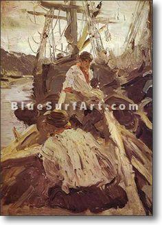 Pomors - £124.99 : Canvas Art, Oil Painting Reproduction, Art Commission, Pop Art, Canvas Painting