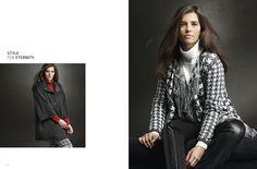 Fashion Shooting; Katalogdesign made bei JUNG 2