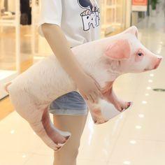 18.98$  Buy here - http://aliqht.shopchina.info/go.php?t=32803277925 - Plush toy stuffed doll cartoon animal 3D pattern pig piggy sofa pillow funny cushion baby birthday gift christmas present 1pc 18.98$ #SHOPPING
