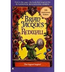 I love all the Redwall books by Brian Jacques. Sadly, he died Feb. at the age of Great books! Can't wait to read the others Books For Boys, I Love Books, Great Books, Childrens Books, Books To Read, My Books, Reading Levels, Love Reading, Reading Time