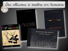 Aborder la vue et les handicaps visuels avec des albums superbes pour les enfants. Eclairage et présentation de mes choix ...