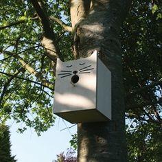 Cool nesting-box!
