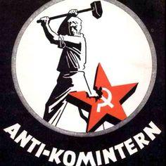 Third Reich Nazi Germany Anti Communism