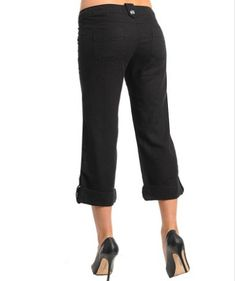 Mary Lee Capri Pants