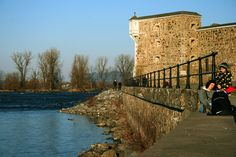 Fort Chambly - Chambly, Quebec - Canada
