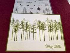 Stampin Up Demonstrator UK Pegcraftalot Peg Coombes: Thoughtful Branches…