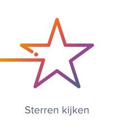 RTL XL - Sterren kijken doe je online. Merkstijl: strategisch design bureau Wunder.