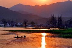 hanzhou  my favorite place when i visited china