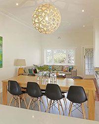 David Truebridge light fitting | Collected Interiors