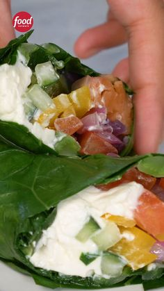 Confira a receita de Burrito Low Carb Cucumber Recipes, Diet Recipes, Vegetarian Recipes, Cooking Recipes, Healthy Recipes, Vegetarian Dinners, Sauce Recipes, Clean Eating, Healthy Eating
