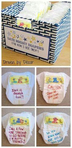 Divertido juego para tu celebración de Baby shower. #babyshower #juegos