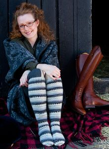 Näyttävät sukat lämm… Catherine knee socks are knitted from wool polyamide yarn. Spectacular socks warm up the pantyhose and get a glimpse of the boot shaft Model: Text Wool Socks, Knitting Socks, Knee Socks, Leg Warmers, Mittens, Knitting Patterns, Knit Crochet, Sewing, Villa
