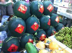 Tet ,Vietnam (Ba Chieu market ) 2014