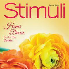 Stimuli Magazine   Spring 2014 Print Edition