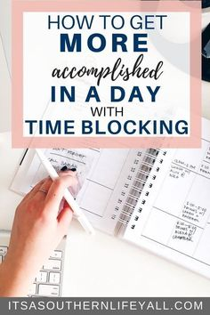 Time blocking is the greatest time management tip I have received. Time block scheduling has increased my productivity daily by helping me to work less. Time blocking makes me insanely productive daily using simple and easily applied scheduling concepts. Time Management Tools, Time Management Strategies, Project Management, Time Management Quotes, Block Scheduling, Week Schedule, How To Stop Procrastinating, Self Development, Personal Development