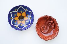 Polymer Clay - A beautiful and simple to make Polymer Clay Project using ACTÍVA Heart Clay