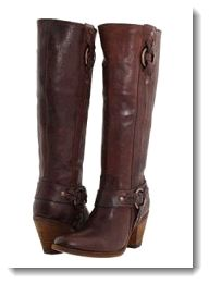 Frye Taylor Ring Zip Harness