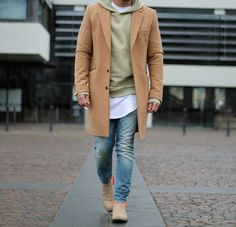 Casual Neutral Fit