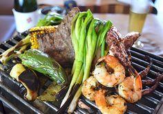 Chula Vista, parrillada para dos en 277 Cocina Artesanal