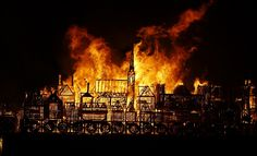 The entire city of London relived the memory of the Great Fire on its 350th…