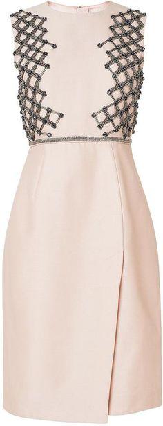 LK Bennett Doris Embellished Dress on shopstyle.co.uk