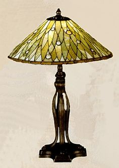 Jadestone Dew Drops Table Lamp