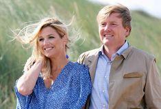 Princess Maxima - The Netherlands' Royal Family on the Beach