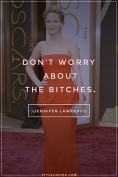 50 Relationship Quote We Love // Jennifer Lawrence