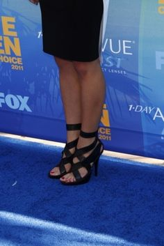If the shoe fits! / Ashley Greene #shoes #fashion #celebrity ||