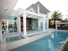 pools image: outdoor furniture setting, cabana - 191757