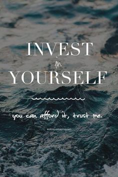Best thing I ever did! When you join a network marketing company, one of the first things learned is how to improve yourself. It's a great way to live. http://mikesshakleeblog.apps-1and1.com/ How to Invest