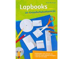 Buch: Lapbooks im Grundschulunterricht: 75 Blanko Vorlagen inkl. CD-ROM, 1.-4. Schuljahr #betzold #lapbook #lapbooks #grundschule #grundschulunterricht