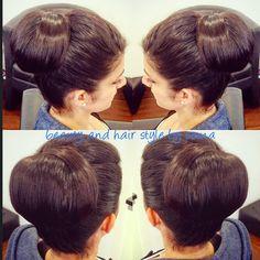 """#beauty #and #hair #style #by #sema #hairstylebysem #dutt #topuz #hochsteclfrisur #hairstyle #hairoftheday #instahair #sac #sacrasarim #güzelsac #sacstili #beautyblog #fashion #black #focus #güzellik #uzmani #haan #nrw #düsseldorf #aksaray #love"" Photo taken by @hairstylebysema on Instagram, pinned via the InstaPin iOS App! http://www.instapinapp.com (06/04/2015)"