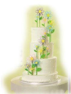 Wedding Cake Gallery - Wilton Cake Designs for 2009