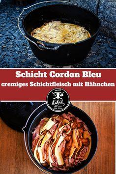 Grilled Chicken Recipes, Pork Recipes, Dutch Oven Recipes, Grilled Desserts, Thai Dishes, Cordon Bleu, Food Humor, Pinterest Recipes, Pompeii