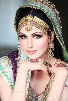 amazing bride...