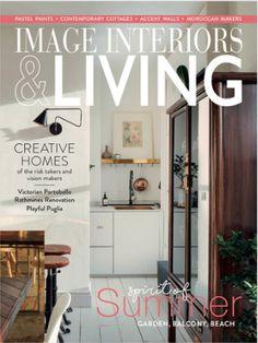 May / June 2018 — Image Interiors & Living Living Magazine, June, Interiors, Image, Home Decor, Decoration Home, Room Decor, Decor, Home Interior Design