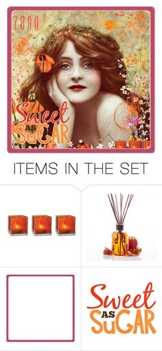 """""""Sweet As Sugar"""" by harrietthad ❤ liked on Polyvore featuring art and sweet"""