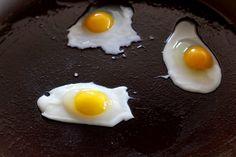"""Diaporama """"Comment faire des nids de pommes de terre aux œufs de caille"""" - Cuisson des œufs de caille"""