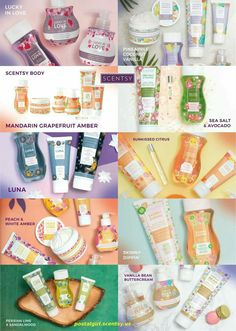 Scentsy's new body line is so amazing... has all our best scents! https://kristenbento.scentsy.us/party/8228589/fall-in-love-with-scentsy