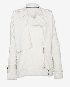 A.L.C. Linen Blend Jacket// OMG. LOOOOOVE