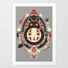 A New Wind - Hayao Miyazaki, Studio Ghibli, Princess Mononoke, Kiki's… Hayao Miyazaki, Joker Poster, Manga Art, Anime Art, Art Studio Ghibli, Studio Ghibli Tattoo, Castle In The Sky, Ghibli Movies, Howls Moving Castle