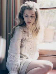 Clemence Poesy, or Fleur Delacour as I'll always remember her...