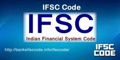 IFSC Code is Indian Financial System Code, which is an eleven character code assigned by RBI to identify every bank branches uniquely, that are participating in NEFT system in india.