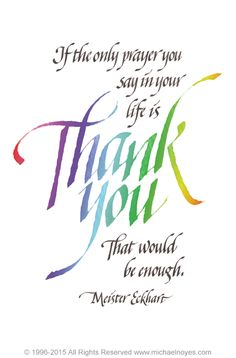 hospitality quotes thank you