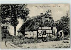51870429 - Grossmoellen Mielno Bauerhufen Haus Kloth